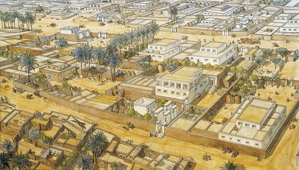 Alberto p rez la historia puede ser atractiva si se for Arquitectura del mundo antiguo