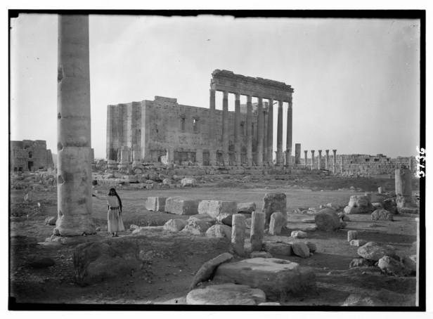 Palmira - Templo de Bel