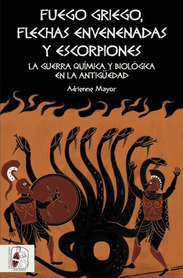 Portada del libro en su edición en castellano, editado por Desperta Ferro.