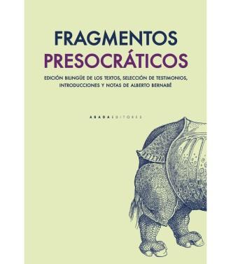 Fragmentos Presocráticos